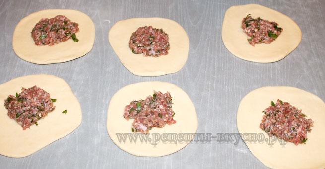 Фарш для беляшей сочный рецепт пошагово
