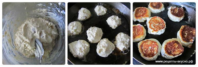 сырники 5-ти минутки