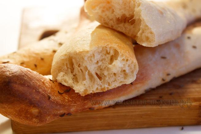 Хлебные полоски
