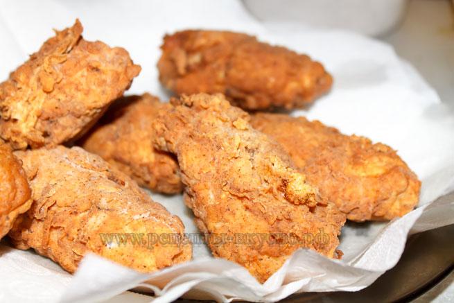 Крылышки KFC